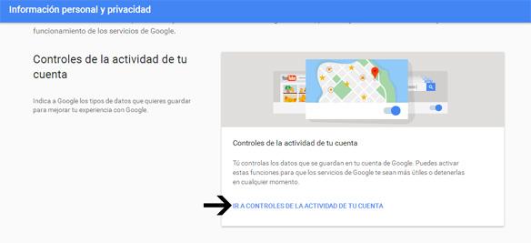 ¿Qué sabe Google sobre ti? Descúbrelo